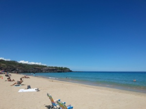 Hapuna Beach Kona